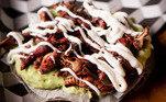 Em Nova York, nos Estados Unidos, despontou outra criação à base de grilos noAntojeria la Popular, um restaurante mexicano. Ao ser lançado, em 2013, o restaurante vendia cerca de 20