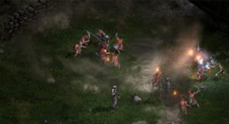 Diablo 2: Resurrected tem cross-play e progressão cruzada?