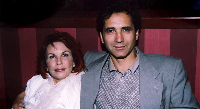 Diane Reeve Diane e Philippe se conheceram em uma plataforma de namoro virtual
