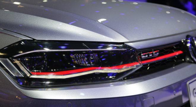volkswagen revela virtus e polo gts concept no sal u00e3o do
