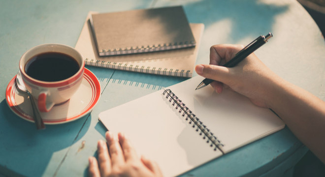 Diário da gratidão: 6 dicas para começar o seu e aproveitar os benefícios
