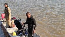 Sobrevivente de tragédia em rio, mãe sonha reencontrar filha desaparecida
