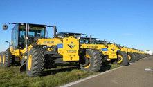 Governo de MS entrega 28 motoniveladoras e 127 viaturas