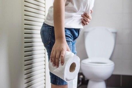Se diarreia persistir, é necessário ir ao médico