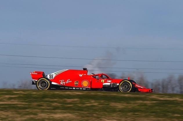 Dias atrás, o espanhol fez questão de dizer o quão ansioso estava para seu primeiro teste com a Ferrari