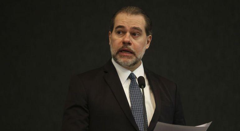 """Ministro do Supremo Tribunal Federal, Dias Toffoli classificou a tese como """"cruel"""" e """"discriminatória"""""""