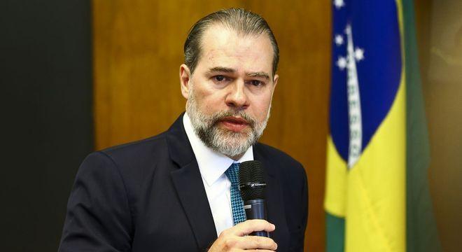 Toffoli não quis opinar sobre vídeo da reunião ministerial do dia 22 de abril