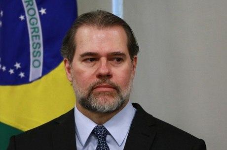 Toffoli é presidente do STF e do CNJ