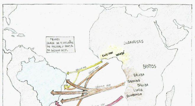Diáspora Africana, o que é? História, continente africano e escravidão