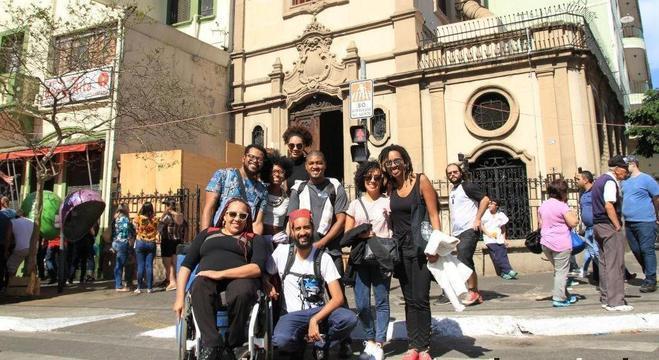 Tour pela história negra no centro de São Paulo