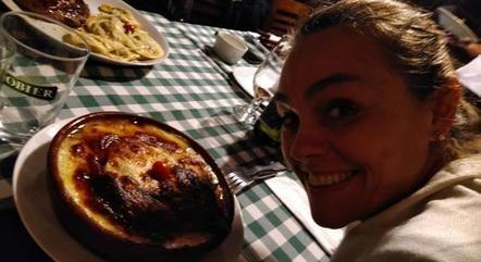 Sugestão no Ristorante D'Napoli é a lasanha de funghi.