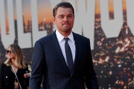 DiCaprio elogiou o povo brasileiro