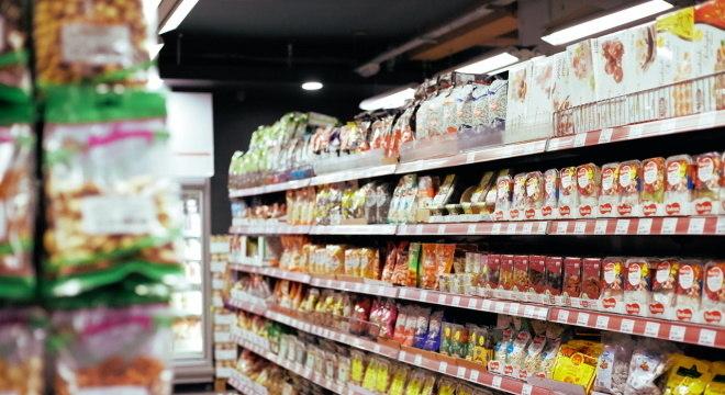Furto de comida nos supermercados cresceu no primeiro semestre