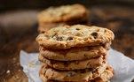Evitar os petiscos de pães, bolachas e outros