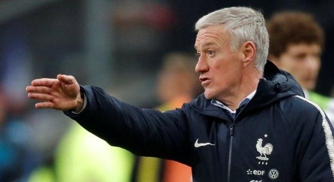 Resultado de imagem para Didier Deschamps, técnico da França