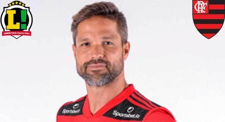 DIEGO - 5,0 - Diego, intenso como virtude inerente e um dos principais articuladores do Flamengo, não deu velocidade à transição ofensiva como outrora. Pouco agregou nas duas fases do jogo.