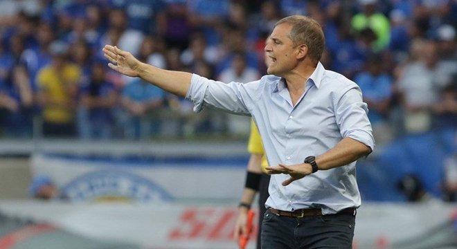 Diego Aguirre quer vencer a Copa Sul-Americana pelo São Paulo