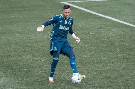 Diego Alves já vinha de lesão no ombro