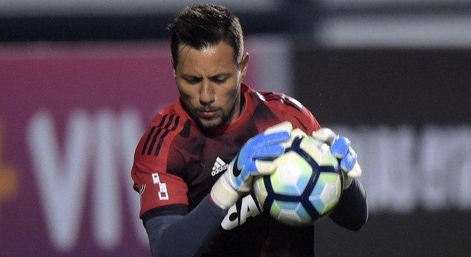 Diego Alves é o nome inesperado que surge na lista de interesse do São Paulo 38a148357ffa2