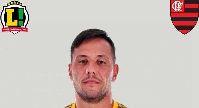 Diego Alves - 6,5 - Praticamente não foi exigido. Fez duas boas defesas na únicas finalizações do Barcelona na direção do gol durante toda a partida.