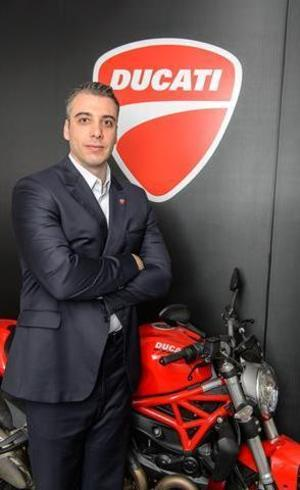 Diego Borghi - Ceo da Ducati Brasil