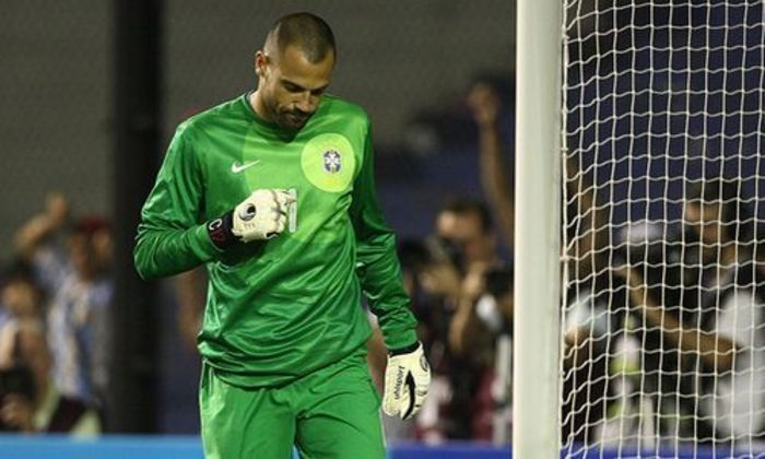 Diego Cavalieri (Botafogo) - Contrato válido até 31 de dezembro de 2020.