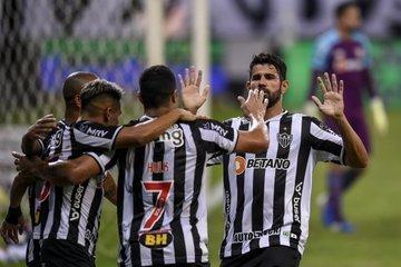 Diego Costa está entrando em forma e ganhando ritmo. É excelente jogador para o futebol brasileiro