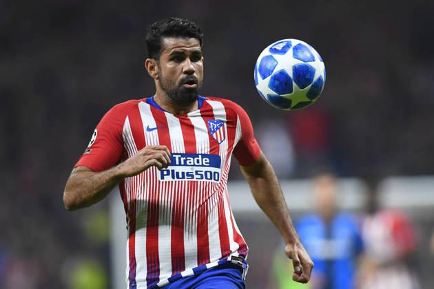 Diego Costa (32 anos) - Posição: atacante - Clube atual: sem clube - Valor de mercado: grátis.