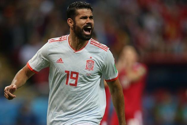 Diego Costa: convocado por Felipão para amistosos em 2013, o atacante preferiu se naturalizar espanhol e defender assim a seleção campeã mundial em 2010.