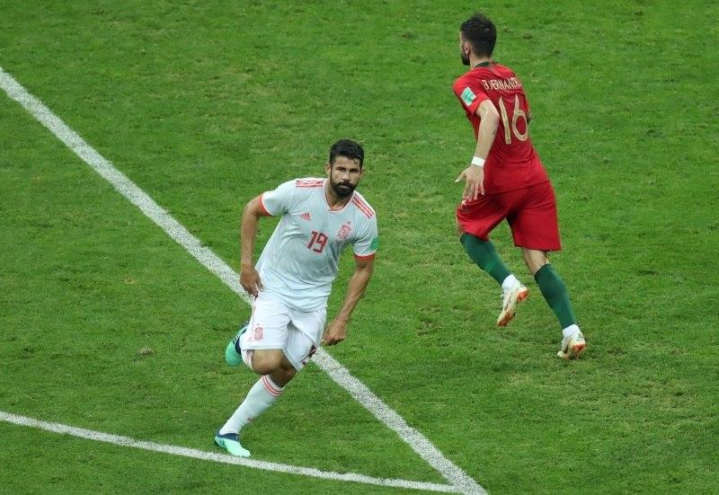 CR7 faz 3 e salva Portugal da derrota para a Espanha - Esportes - R7 Copa  2018 77995f1507213