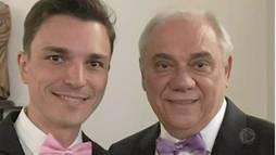 Filho de Marcelo Rezende estreia como comentarista na televisão argentina ()
