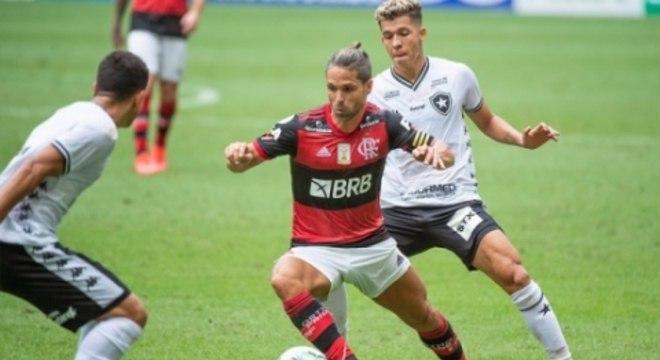 Diego - Flamengo x Botafogo