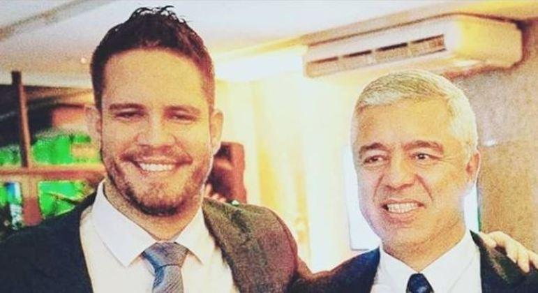 O jornalista Diego Freire só soube da morte do senador, seu então chefe e amigo, após acordar da intubação