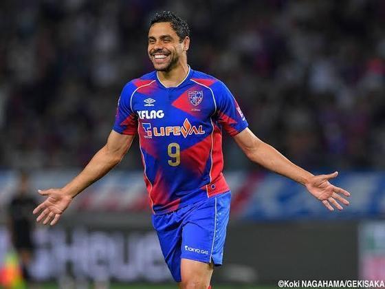 Diego Oliveira: 30 anos, centroavante, valor de 1,7 milhão de euros (R$ 10,7 milhões). Contrato com o FC Tokyo até 31 de janeiro de 2021.