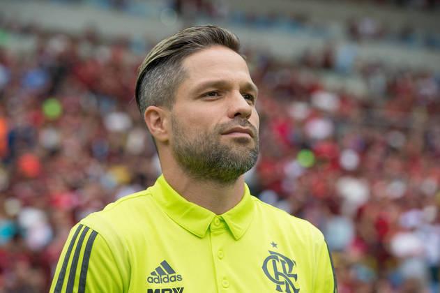 Diego Ribas (Flamengo) - Contrato válido até 31 de dezembro de 2020.