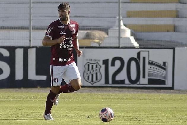 Diego Sacoman - zagueiro - 33 anos - atualmente defende o Juventus, que disputa a Série A2 do Paulistão-2020