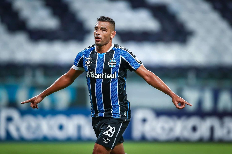 Grêmio x La Equidad: Veja o golaço de Diego Souza