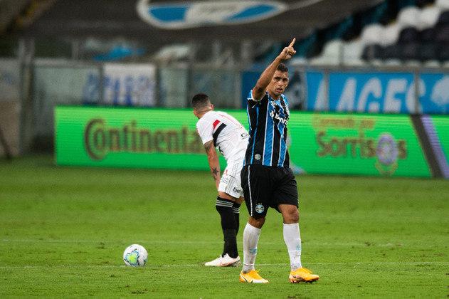 Diego Souza (35 anos) - Atacante do Grêmio