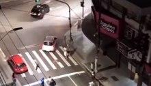 Diego Tardelli divulga vídeo de emboscada de torcedores. Assista