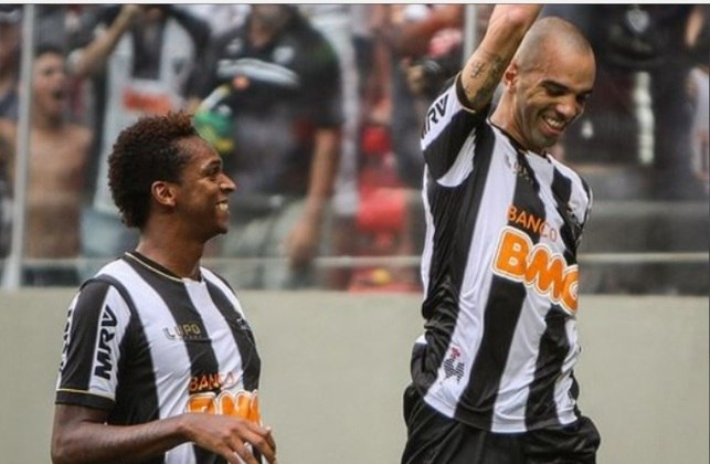 Atlético-MG: O Galo também tem 4 títulos internacionais (1 Libertadores, 1 Recopa Sul-Americana e 2 Copas Conmebol)