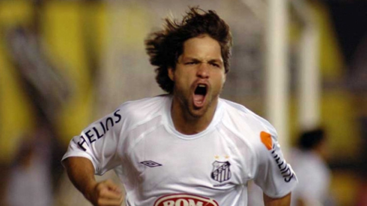 Diego - Um dos Meninos da Vila da geração de 2002, Diego atua pelo Flamengo desde 2016.
