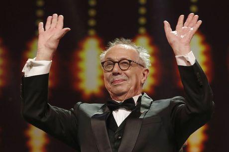 Diretor  Dieter Kosslick convidou grupo para ver filme