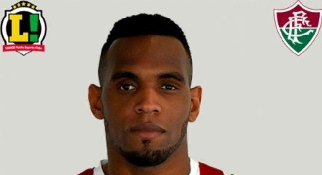 Digão - 4,0 - Falhou no gol do Goiás ao lado de Frazan. Apareceu algumas vezes no ataque em bolas paradas para tentar marcar de cabeça, mas todas sem sucesso.