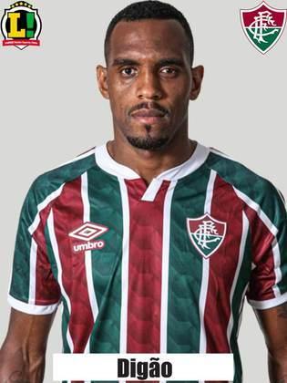 DIGÃO - 6,0 - Coroou a vitória tricolor com um gol de oportunismo na reta final. No mais, teve trabalho no duelo com Rafael Moura e quase comprometeu o desempenho da equipe ao cometer um pênalti.