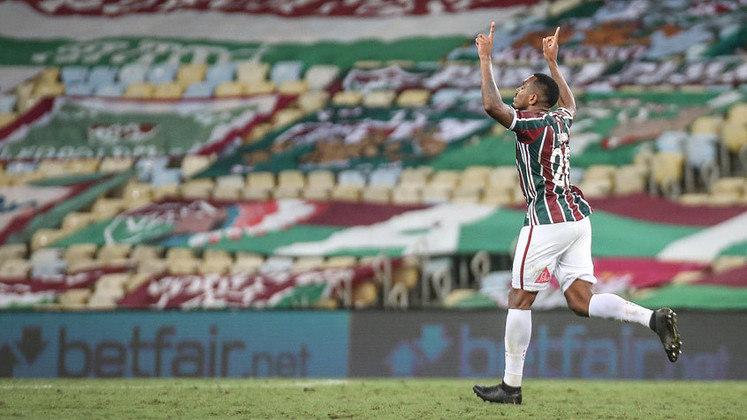 Digão - O experiente zagueiro já deixou o Fluminense rumo à Tailândia, mas antes disso disputou forte a titularidade, fazendo 22 partidas e dois gols.
