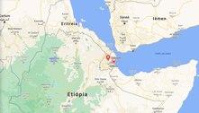 Naufrágio na costa nordeste da África mata ao menos 34 migrantes