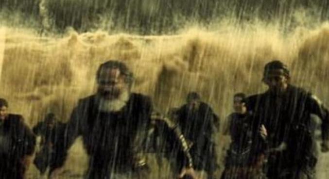 Dilúvio bateu recorde em 'Gênesis'