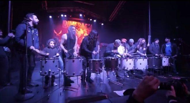 Dimebash Sepultura Dave Grohl