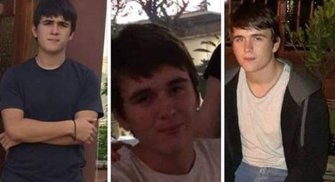 Dimitrious Pagourtzis tem 17 anos e frequentava o Santa Fé High School, no Texas