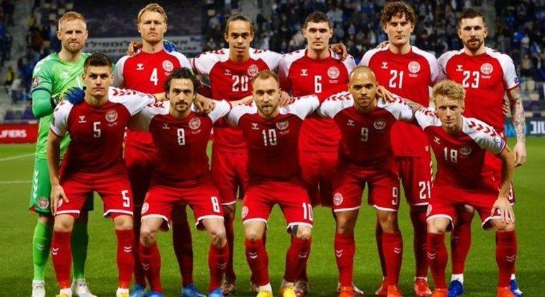 A Dinamarca, sucesso fora de casa e a liderança do Grupo F